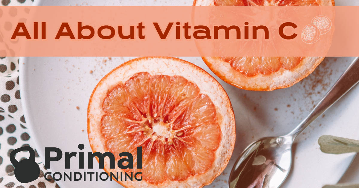 All About Vitamin C