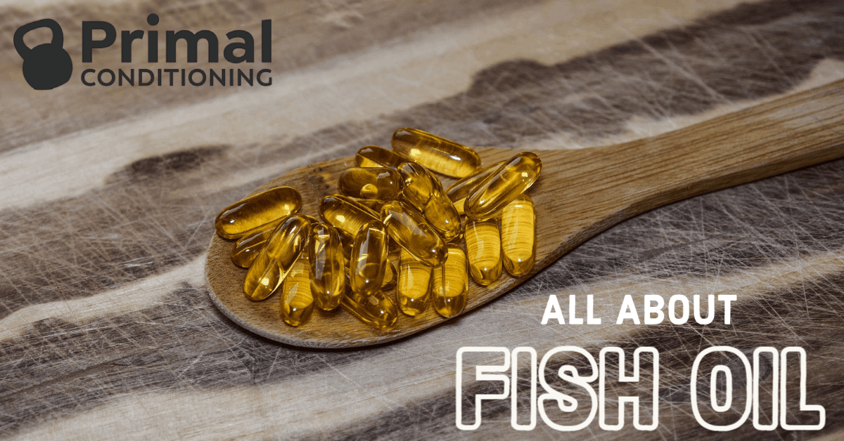 Read more about the article The Basic Supplement Cornerstone – Part II: Fish Oil