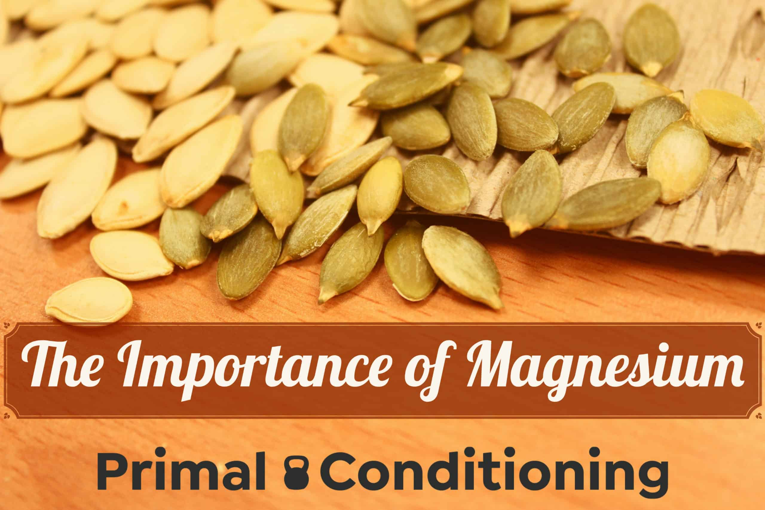 The Importance of Magnesium