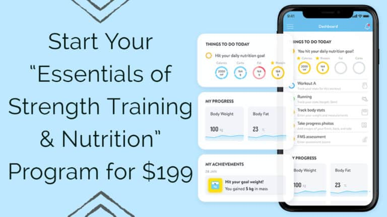 Fitness and Nutrition Program